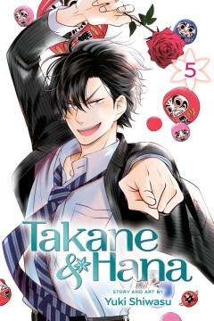 Takane & Hana. 5 cover image