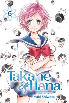 Takane & Hana. 6 cover image
