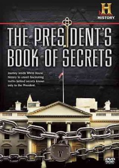 The president's book of secrets cover image