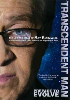 Transcendent man the life and ideas of Ray Kurzweil cover image