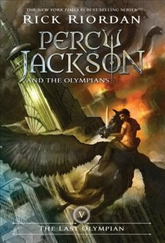 The last Olympian cover image
