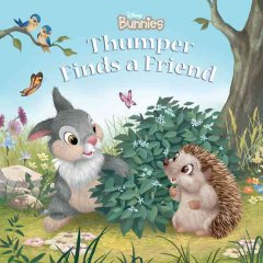 Thumper finds a friend cover image