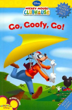 Go, Goofy, go! cover image