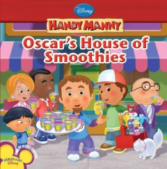 Oscar's House of Smoothies cover image