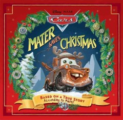 Mater saves Christmas cover image
