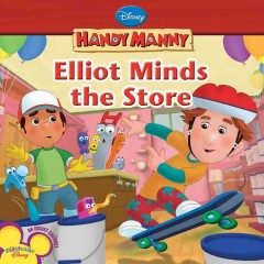 Elliot minds the store cover image