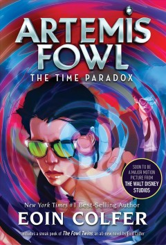 The time paradox cover image