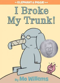 I broke my trunk! cover image