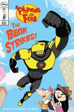 The beak strikes! cover image