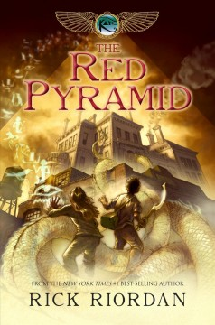 Red pyramid cover image