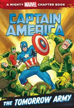Captain America. The tomorrow army cover image