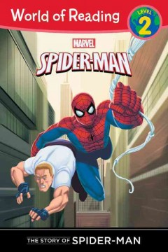 The story of Spider-Man cover image