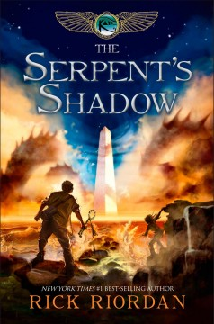 The serpent's shadow cover image
