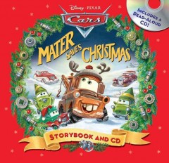 Mater saves Christmas : storybook and CD cover image