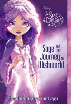 Sage and the journey to Wishworld cover image