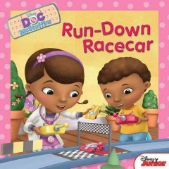 Run-down racecar cover image