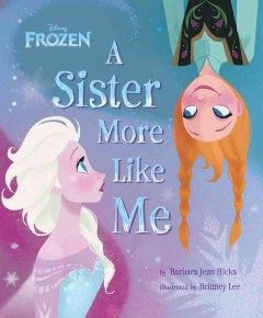 A sister more like me cover image