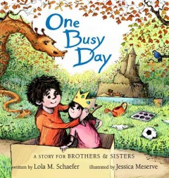 One busy day cover image
