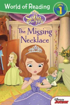 The missing necklace cover image