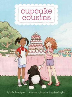 Cupcake cousins cover image