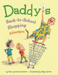 Daddy's back-to-school shopping adventure cover image