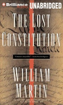 The lost constitution cover image