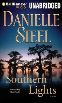 Southern lights cover image