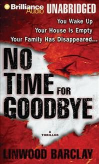 No time for goodbye cover image