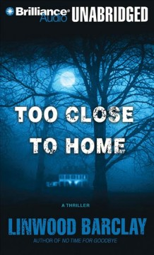 Too close to home a thriller cover image