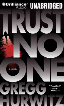 Trust no one cover image