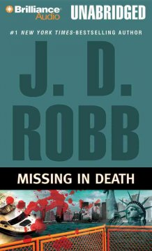 Missing in death cover image
