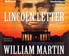 The Lincoln letter cover image