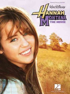 Hannah Montana, the movie cover image