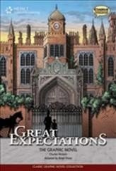 Great expectations the graphic novel cover image