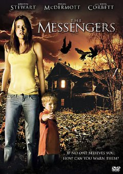 The messengers cover image