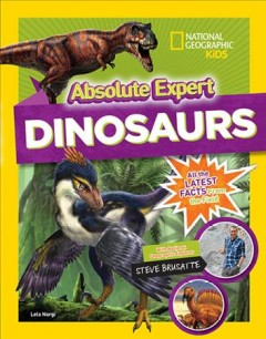 Absolute expert dinosaurs cover image