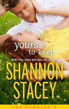 Yours to keep cover image