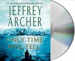 Only time will tell cover image