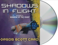 Shadows in flight cover image