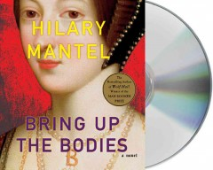 Bring up the bodies cover image