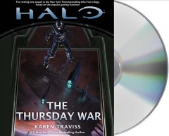 Halo. The Thursday war cover image
