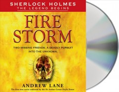 Fire storm cover image