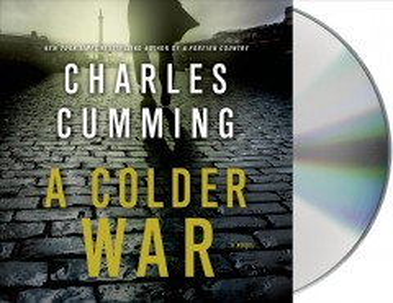 A colder war cover image