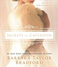 Secrets of Cavendon cover image