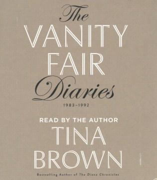 The Vanity Fair diaries 1983-1992 cover image