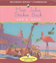 Miss Julia strikes back cover image
