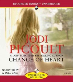 Change of heart cover image