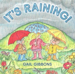 It's raining! cover image