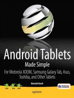 Android tablets made simple cover image