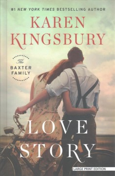 Love story the Baxter Family cover image